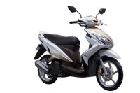 So sánh xe máy Yamaha Luvias và Kymco People