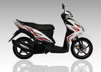 So sánh xe máy Yamaha Luvias và Honda Future