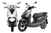 So sánh xe máy Yamaha Luvias  và Yamaha Acruzo