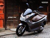 So sánh xe máy Yamaha Luvias và Honda PCX