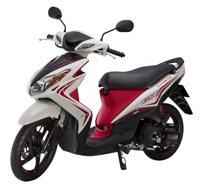 So sánh xe máy Yamaha Luvias và SYM Attila Passing