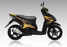 So sánh xe máy Yamaha Luvias và Honda Air Blade