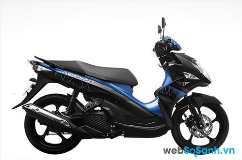 So sánh xe máy Yamaha Nouvo và Piaggio Zip