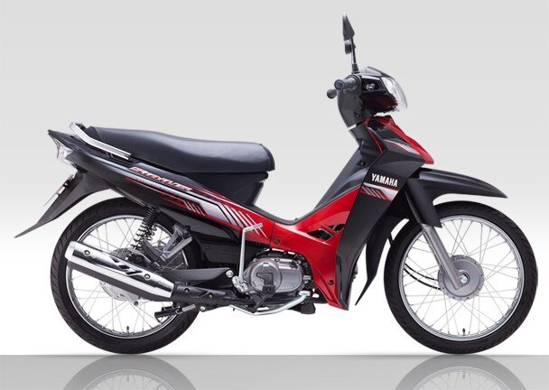 So sánh xe máy Yamaha Sirius và Suzuki Axelo
