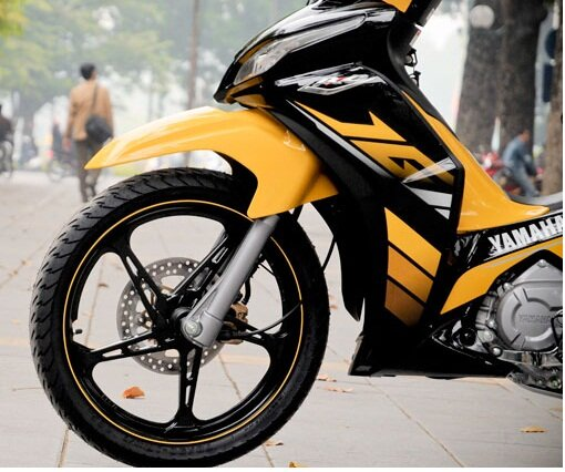 So sánh xe máy Yamaha Sirius và Yamaha Jupiter