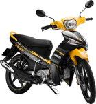 So sánh xe máy Yamaha Sirius và Honda Wave Alpha