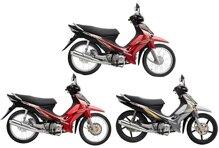 So sánh xe máy Yamaha Sirius và Suzuki Revo