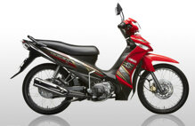 So sánh xe máy Yamaha Sirius và Yamaha Taurus