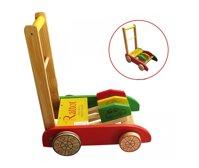 So sánh xe tập đi cho bé Etic C410B4 và IQ Toys HTP001