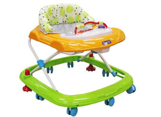 So sánh xe tập đi Lucky Baby với Happy Dino LXB170 – Xe tròn an toàn cho bé