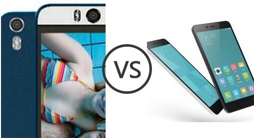 So sánh Xiaomi Redmi Note 2 và HTC Desire Eye