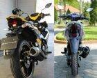So sánh Yamaha Exciter 150 và 135
