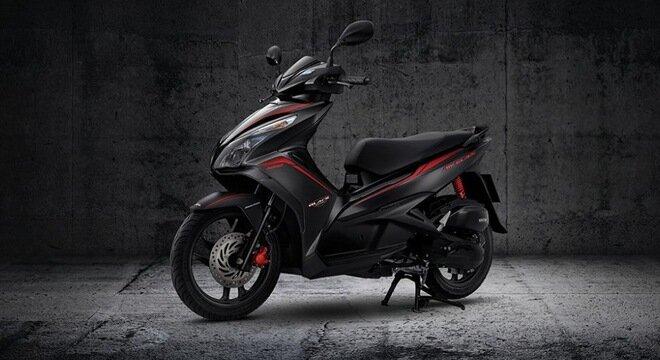 So sánh Yamaha Nozza Grande và Honda Air Blade