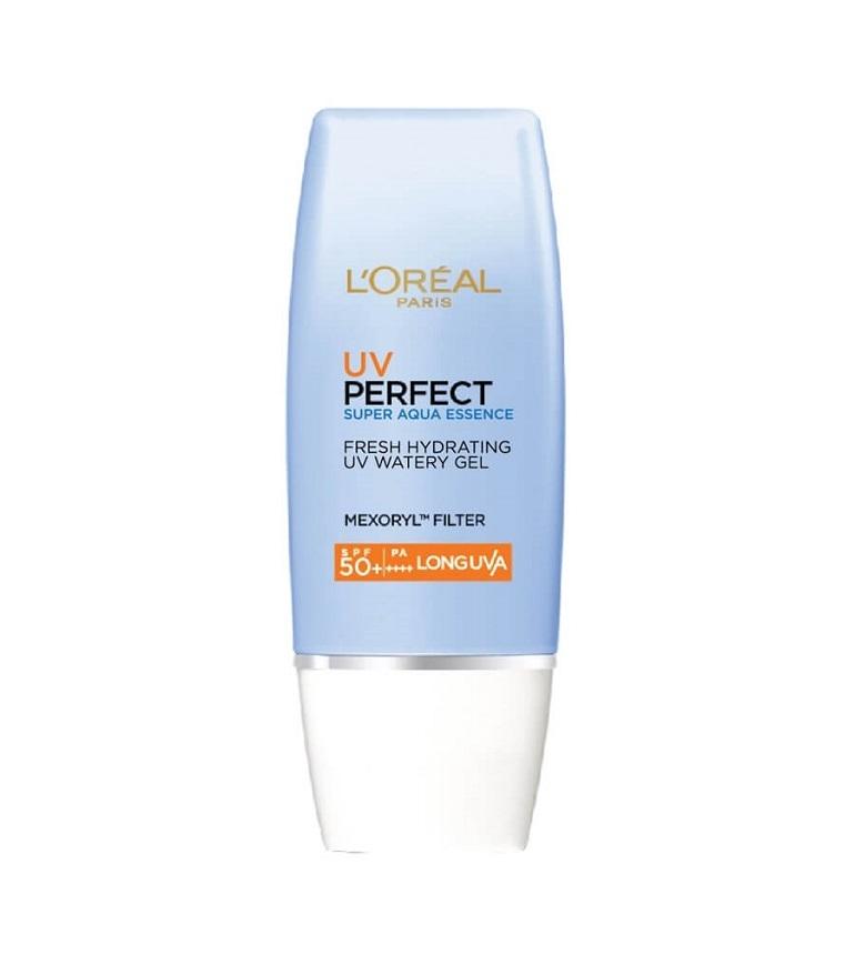 Kem chống nắng dưỡng ẩm L'Oreal UV Perfect Aqua Essence