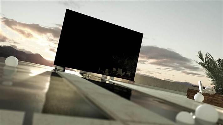 Sốc: TV màn hình lớn nhất thế giới ra mắt ở Anh