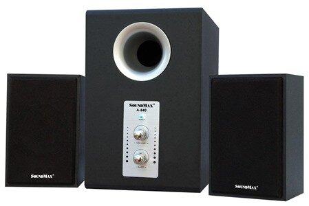 Sôi động cùng loa vi tính Soundmax A920 2.1