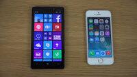 Soi những điểm khác biệt của Nokia Lumia 830 và iPhone 5S
