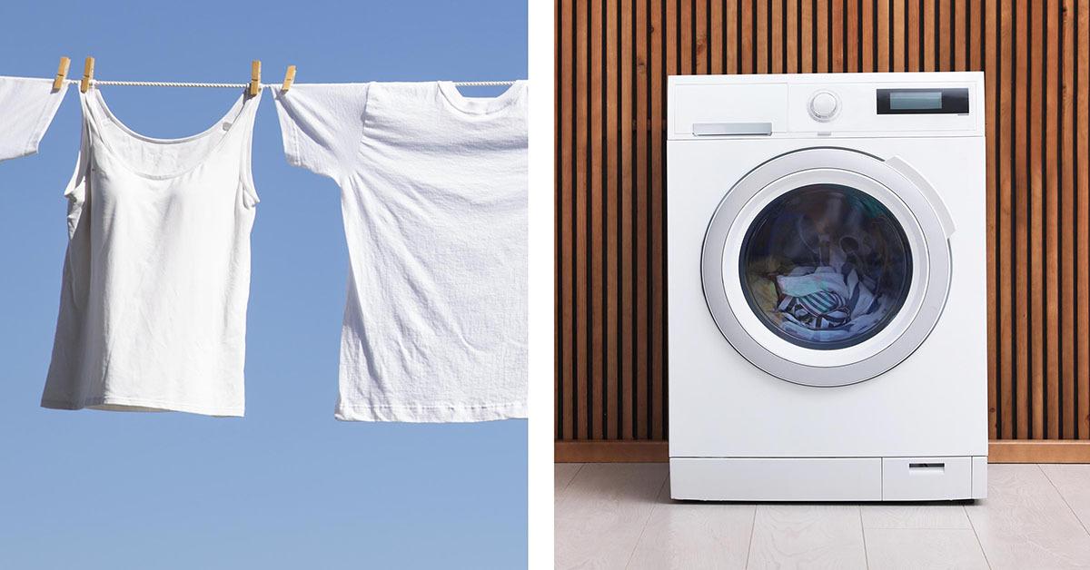 Sống tại Việt Nam có nên mua máy sấy quần áo không?