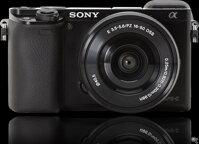 Sony Alpha A6000: máy ảnh lấy nét nhanh nhất thế giới.