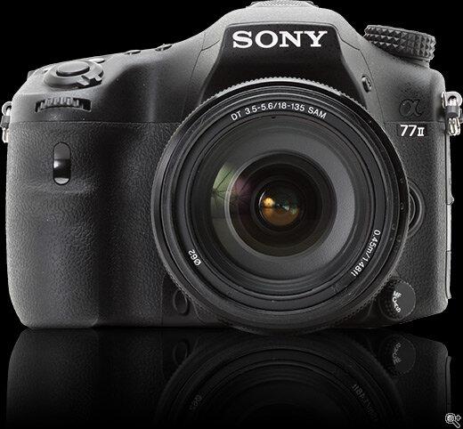 Sony chính thức ra mắt Alpha A77 II, cảm biến mới, chip mới, lấy nét 79 điểm