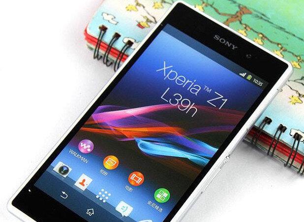 """Sony chuẩn bị tung """"bom tấn"""" Xperia Z2 Ultra?"""