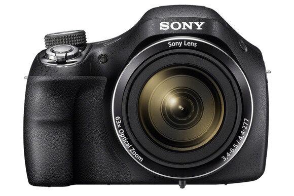 Sony Cyber-shot DSC-H400: Máy ảnh mega-zoom hoàn hảo với giá bình dân