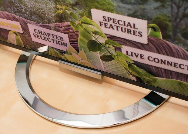 Sony KDL-55W900A: Thuyết phục người dùng từ cái nhìn đầu tiên