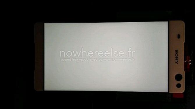 Sony Lavender xuất hiện hình ảnh mới rõ nét về camera và mặt trước của máy
