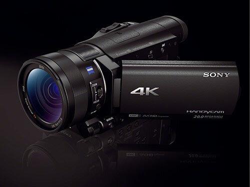 Sony nâng cấp loạt máy quay cá nhân tại CES 2014