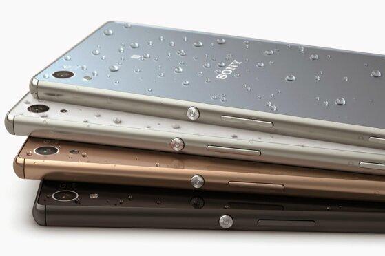 Sony thay đổi triết lý về chống nước trên các dòng smartphone Xperia của hãng