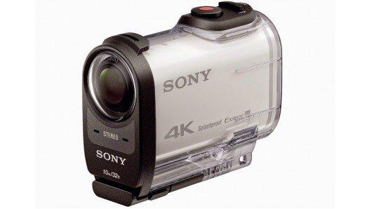 Sony tiết lộ thiết kế của chiếc máy quay 4K Action Cam và Handycam