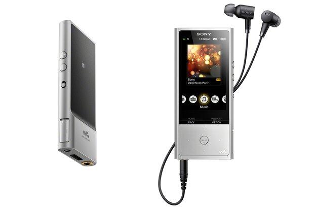 Sony trình làng thế hệ máy chơi nhạc Walkman mới cạnh tranh cùng iPod Touch