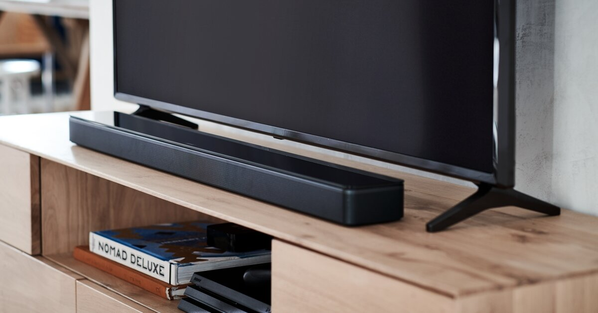 Soundbar Bose 700: Giải pháp âm thanh tuyệt hảo cho mọi không gian gia đình