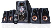 SoundMax A-8910: Loa 4.1 hỗ trợ hát karaoke âm thanh chân thật