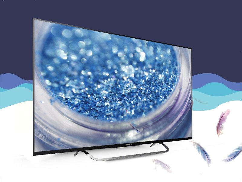 Smart TV của Sony cho hiển thị hình ảnh sống động