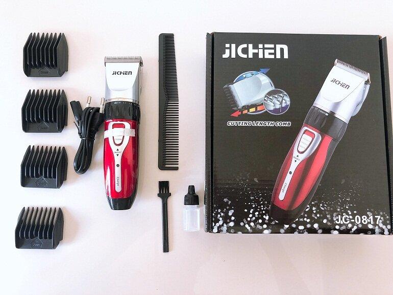 Tông đơ cắt tóc cho bé Jichen - Giá tham khảo khoảng 107.000 vnđ