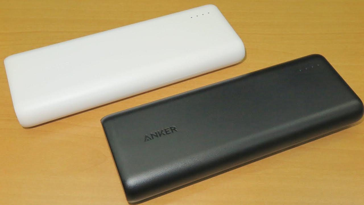 Pin sạc dự phòng Anker PowerCore Speed 20000mAh