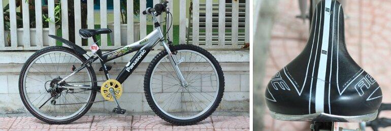 Xe đạp trẻ em nhập khẩu Nhật Bản Panasonic
