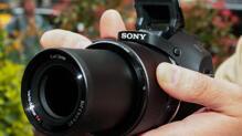 Sony Cyber-shot DSC- HX300: máy ảnh kỹ thuật số với ống kính zoom mạnh mẽ