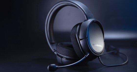Steelseries Arctis RAW : Tai nghe gaming tốt trong tầm giá 1 triệu đồng