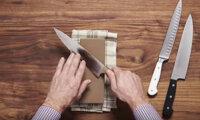 Sử dụng dao đúng cách