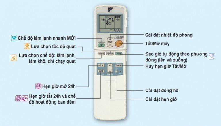 Sử dụng điều hòa nhiệt độ như máy hút ẩm trong những ngày mưa ướt kéo dài