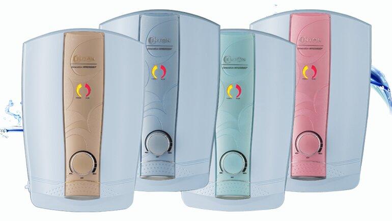 Sử dụng đúng cách bình nóng lạnh Centon nhập khẩu Malaysia để đảm bảo an toàn