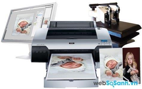 Sử dụng giấy in và mực in đúng cách để đạt hiệu quả cao