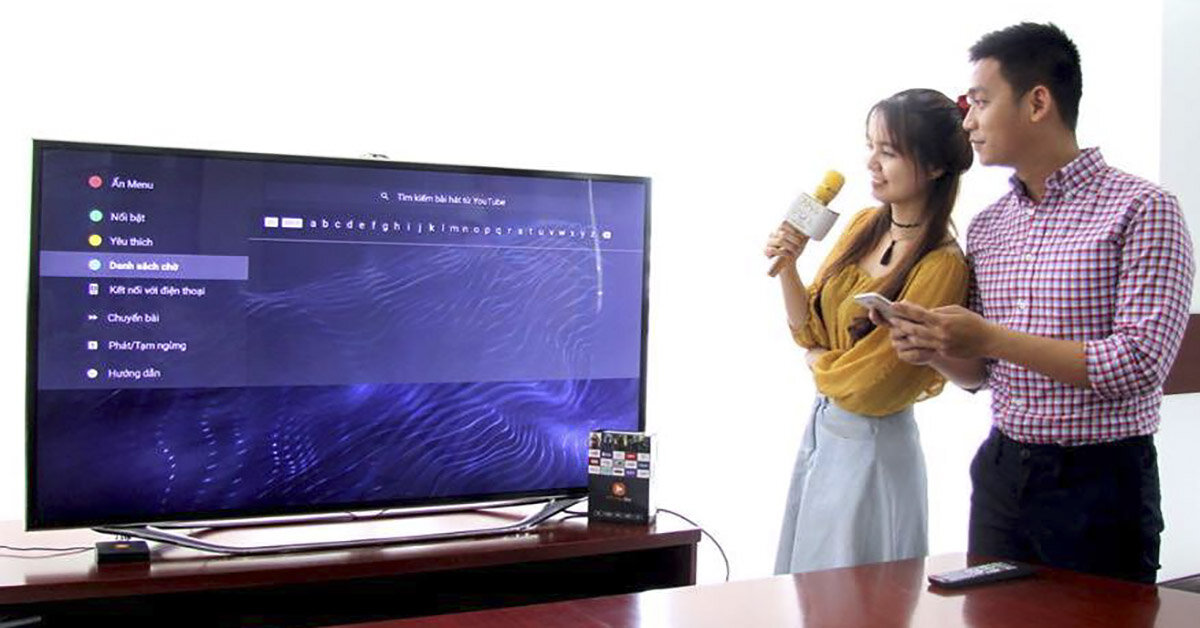 Sử dụng USB để xem phim và nghe nhạc trên smart tivi bạn đã thử chưa ?