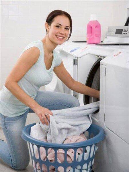 Sử dụng vào bảo quản máy giặt đúng cách