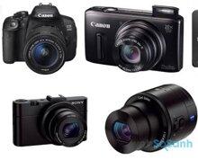Sự khác biệt giữa máy ảnh kỹ thuật số và máy ảnh cơ