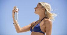 Sự tiện lợi của kem chống nắng dạng xịt khi sử dụng hằng ngày