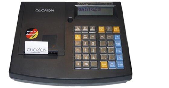 Sự tiện lợi khi dùng máy tính tiền cửa hàng tạp hóa Quorion QMP - 50