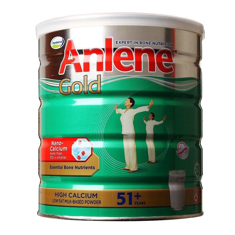Sữa Anlene Gold chống lão hóa xương cho người già trên 51 tuổi